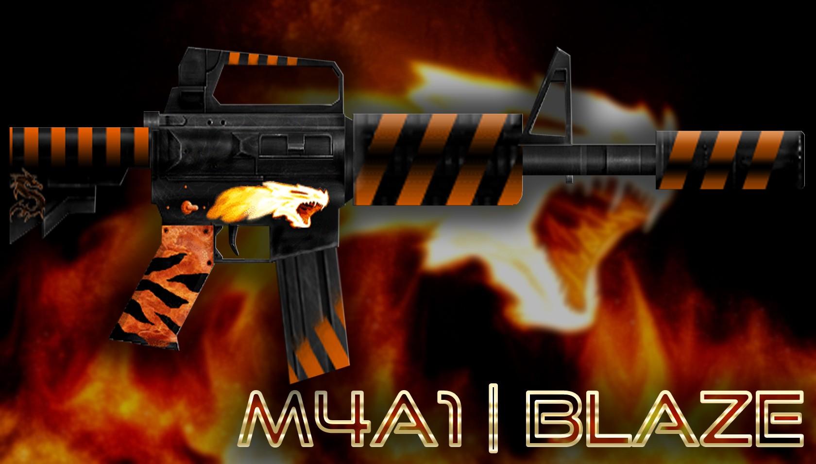دانلود اسکین عقاب برای M4
