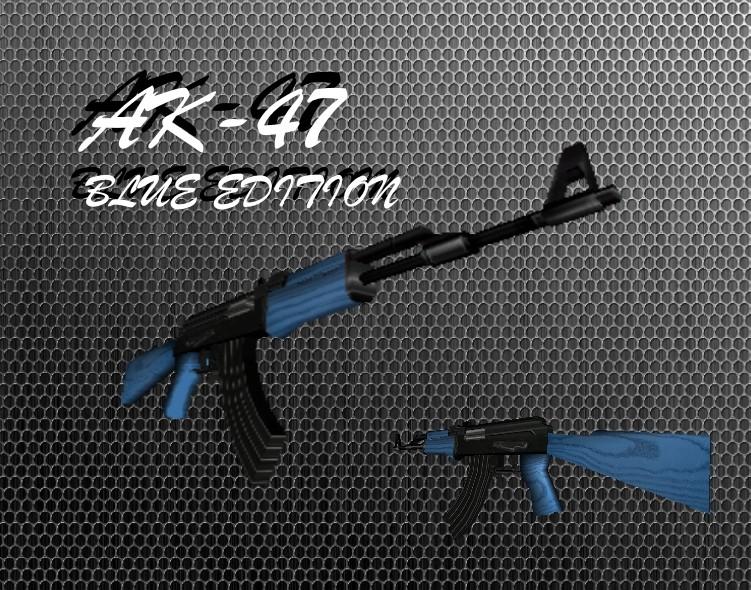 دانلود اسکین ابی برای AK47