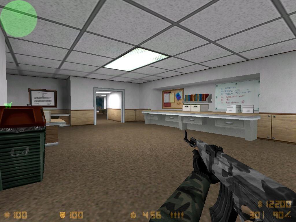 دانلود اسکین کماندویی برای AK47
