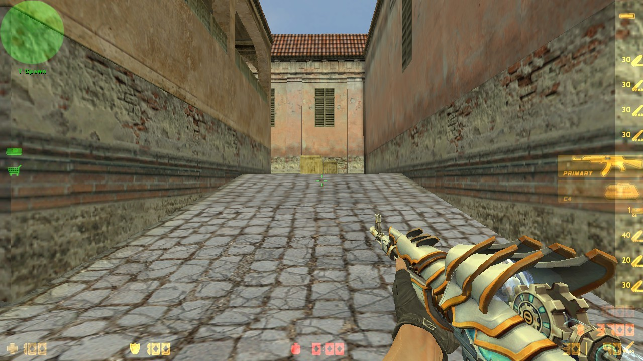 دانلود اسکین پولادین برای AK47