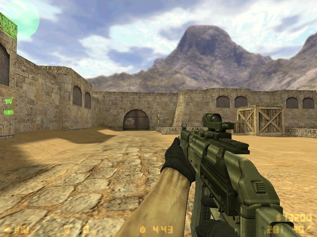 دانلود اسکین ak74 battelfild2 برای AK47