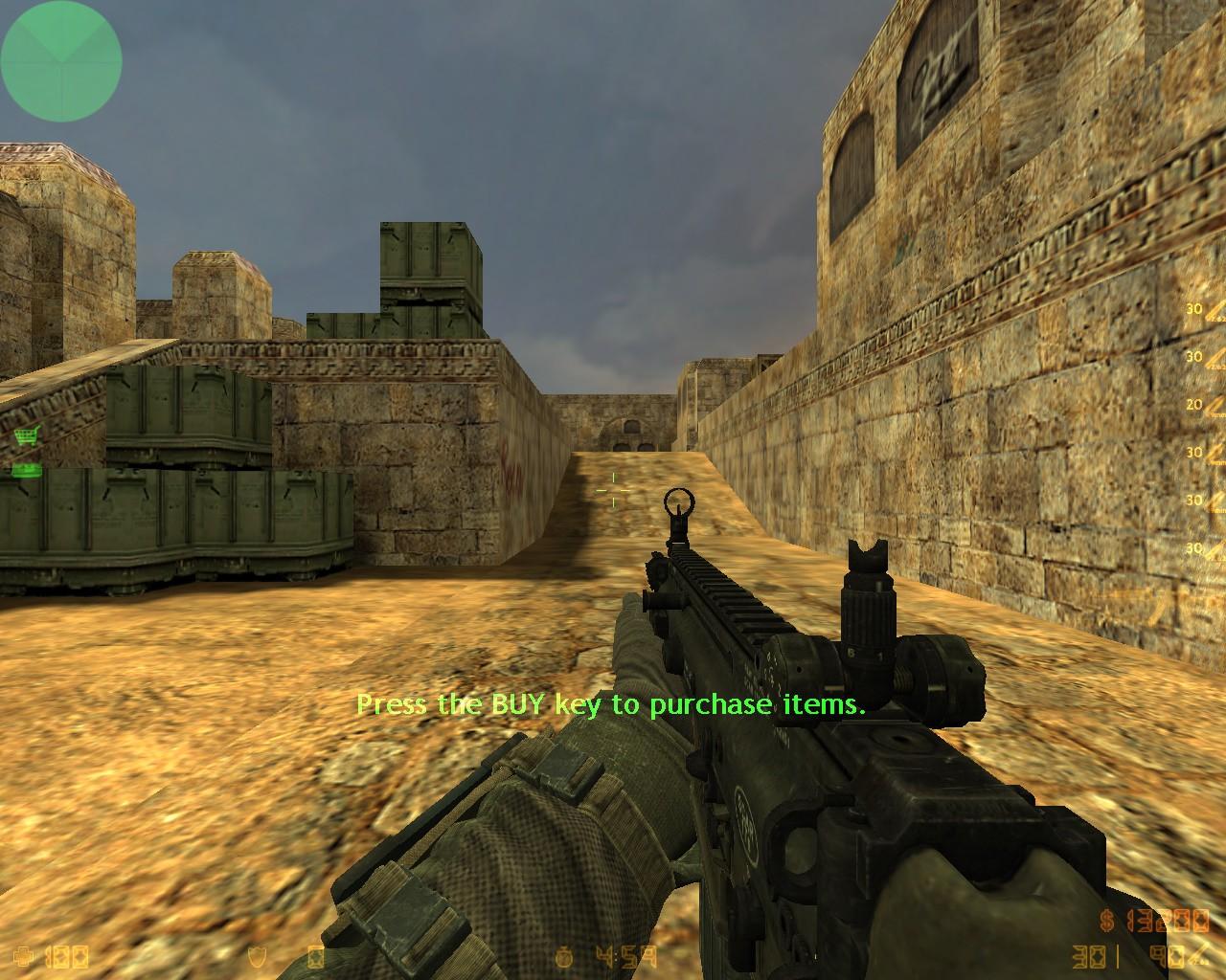 دانلود اسکین AK call of duty2 برای AK47 کانتر استریک 1.6