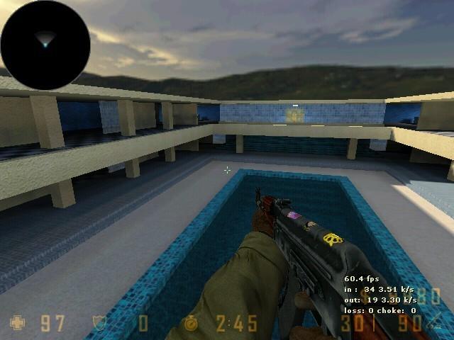 دانلود اسکین AK47 with Sticker