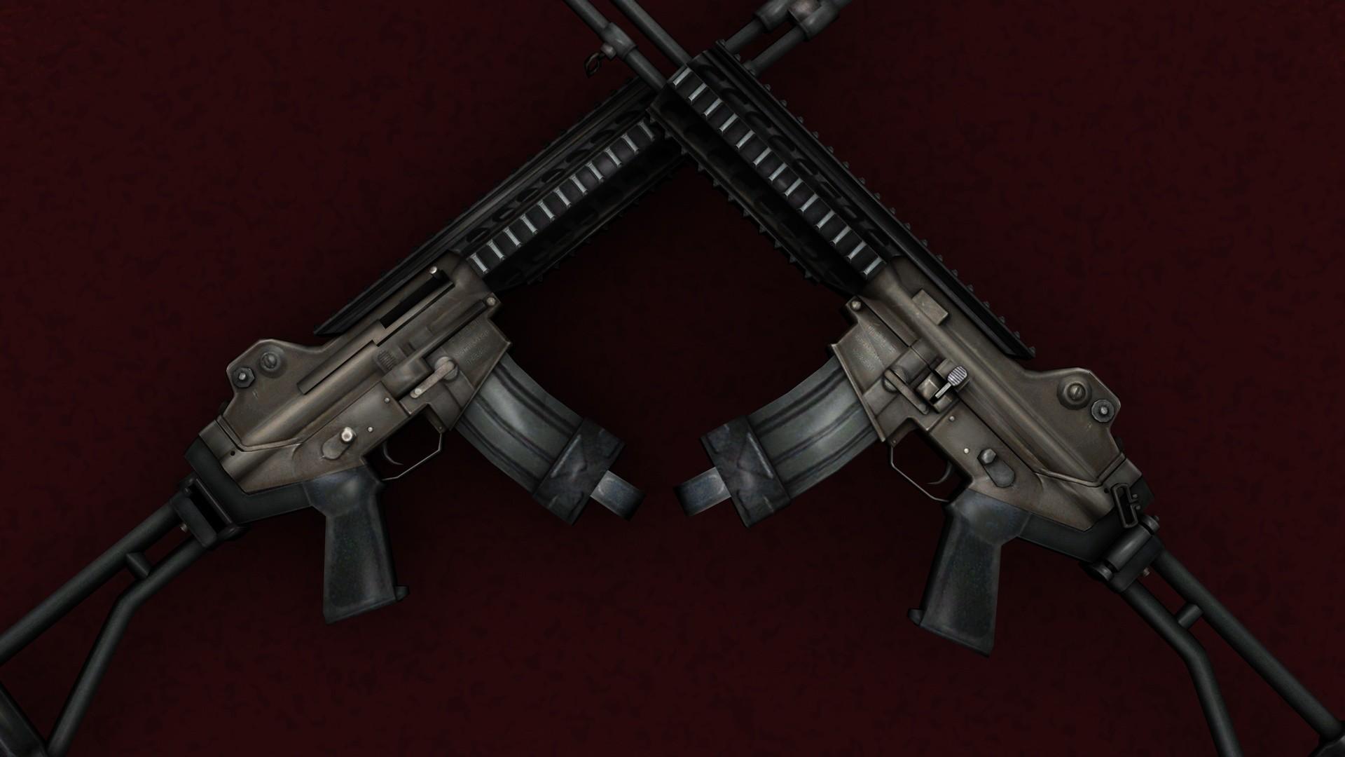 دانلود اسکین K2 برای AK47