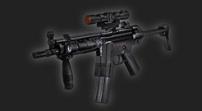 دانلود اسکین MP5 Navy یا B32 سیتی