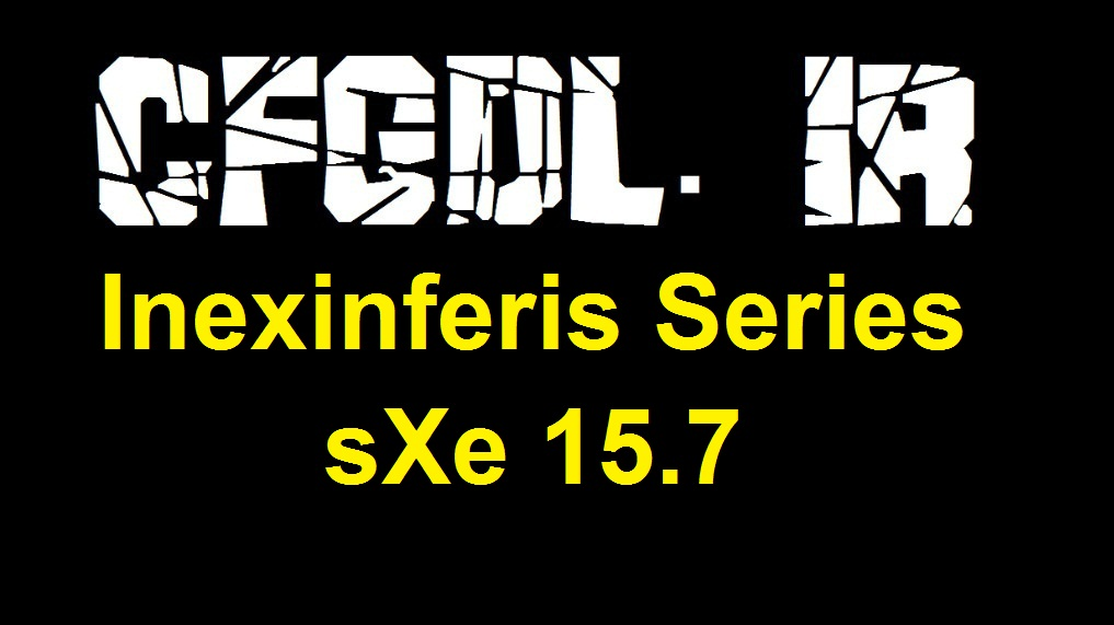 دانلود چیت Inexinferis Series sXe 15.7