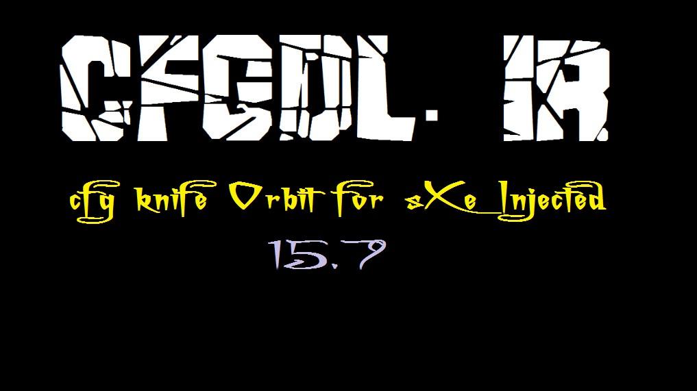 دانلود سی اف جی نایف Orbit برای sXe Injected 15.7