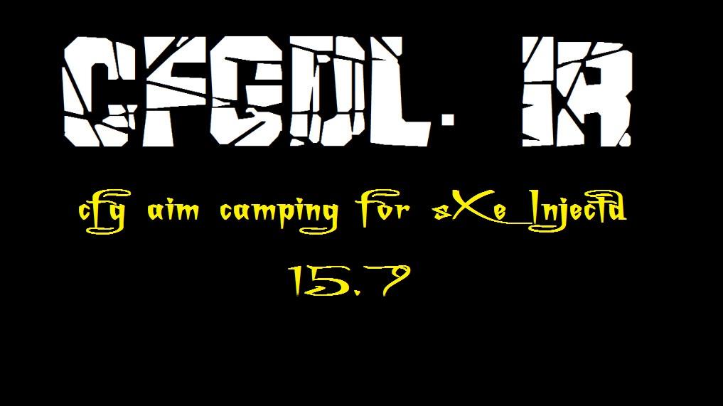 دانلود سی اف جی aim camping برای sXe Injected 15.7