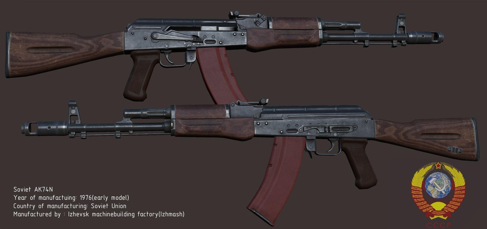 دانلود اسکین Ak47 | Mr.Rifleman's برای کانتر سورس
