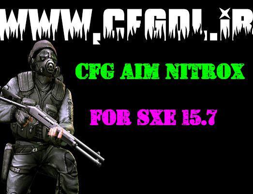 دانلود سي اف جي ايم NiTroX براي sXe Injected 15.7