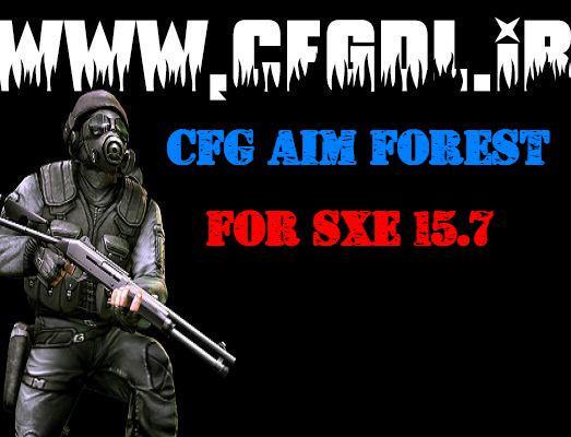 دانلود سي اف جي ايم FoResT براي sXe InjecTed 15.7