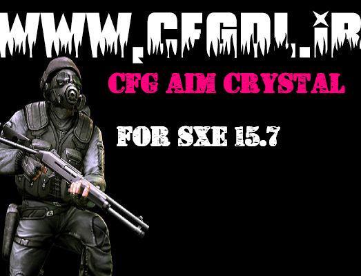 دانلود سي اف جي ايم CrYsTaL براي sXe InjecTeD 15.7