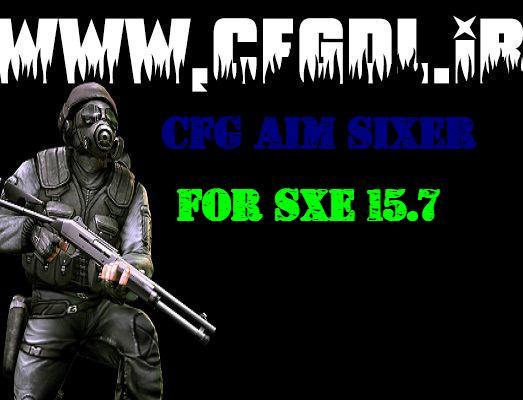 دانلود سي اف جي ايم SiXeR براي sXe InjecTeD 15.7