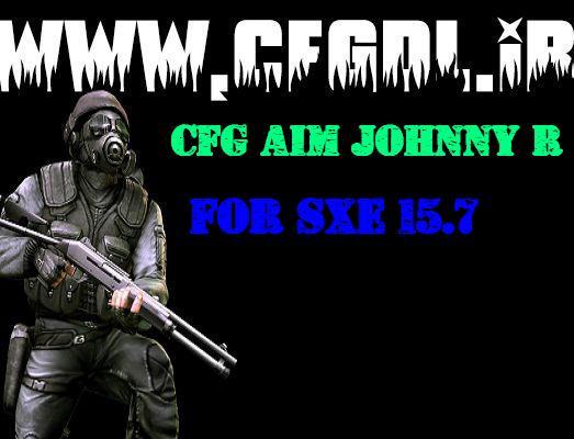دانلود سي اف جي ايم JohNNY R براي sXe InjecTeD 15.7