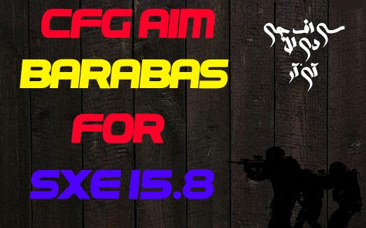 دانلود سی اف جی Aim BaRaBaS برای Injected Anti cheat 15.8