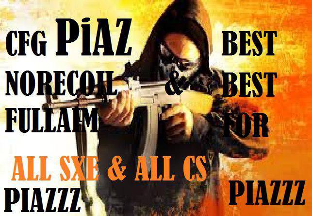 دانلود سی اف جی قوی Aim | PiaZ برای All sXe