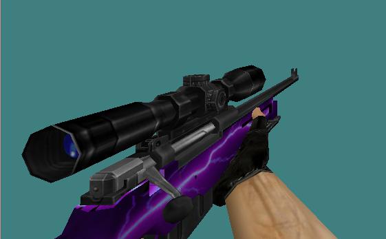دانلود اسکین Awp | Light Strike برای کانتر استریک 1.6