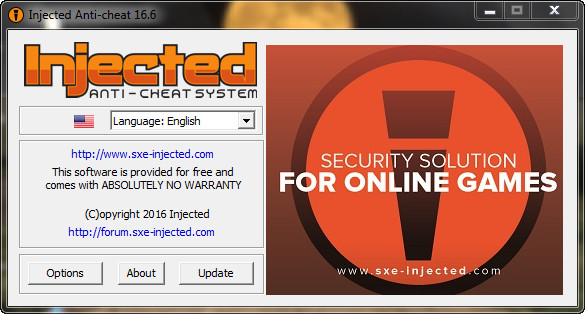 دانلود نسخه جدید Injected Anti cheat 16.6