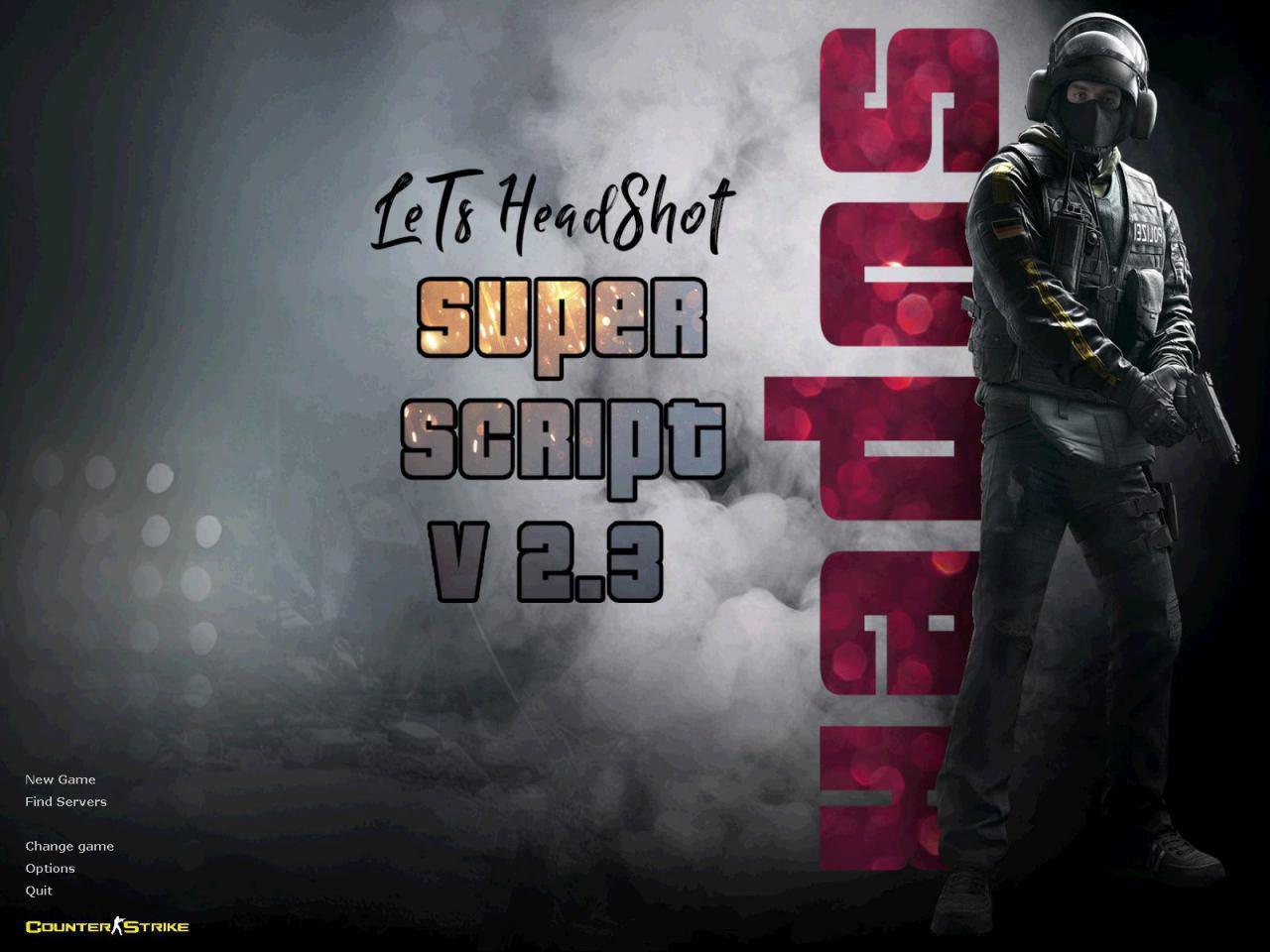 اسکریپت حرفه ای با امکانات فراوان برای تمام نسخه های انتی چیت | SXE